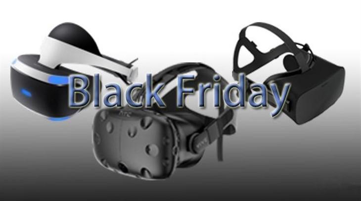外国人过黑色星期五 国人可以趁机买VR
