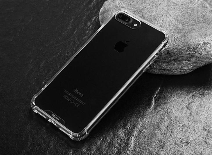 汽车科技 带安全气囊的iPhone7超透壳