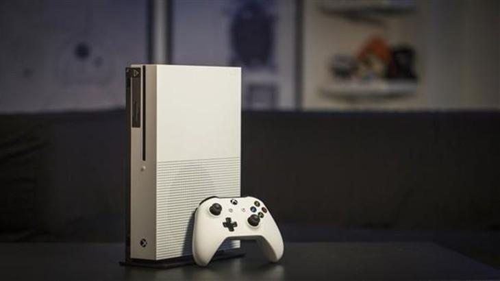 国行Xbox One S首发 性能全面提升/2399起