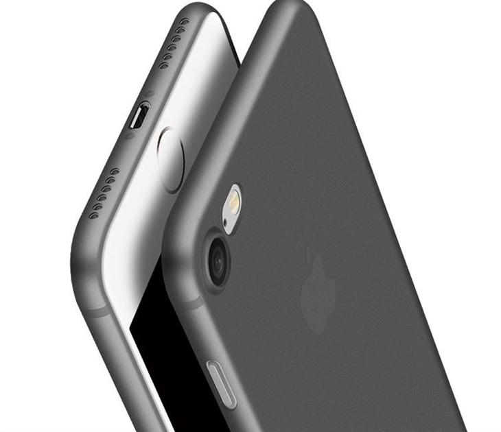 冬天那一抹亮黑色 iPhone7冬季装配件