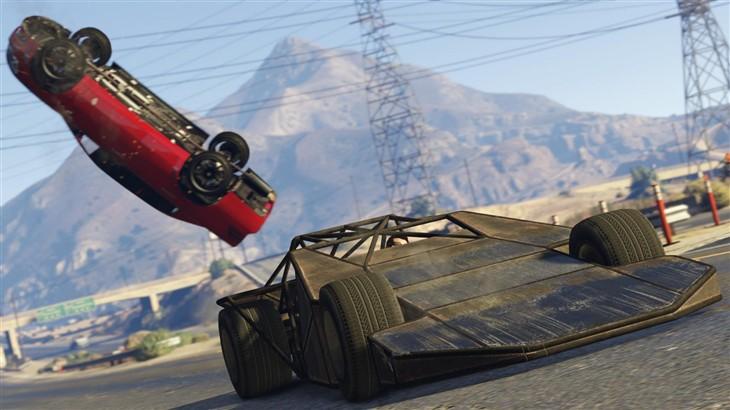 《GTA在线》新扩展包将回归侠盗猎车本义