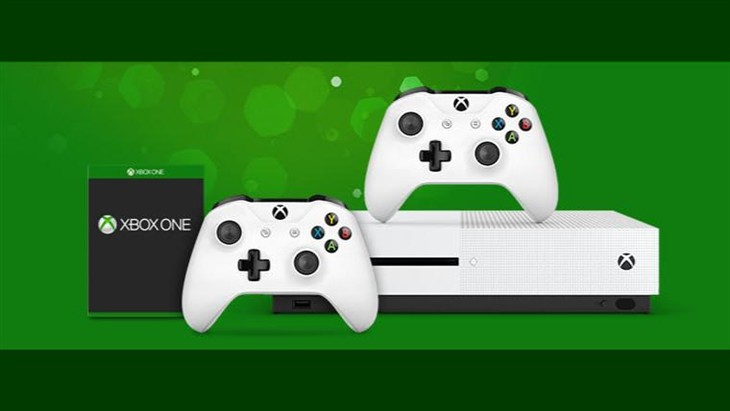 Xbox One S新促销 买主机送新无线手柄