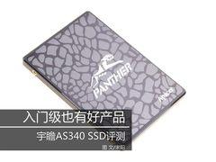入门级也有好产品 宇瞻AS340 SSD评测