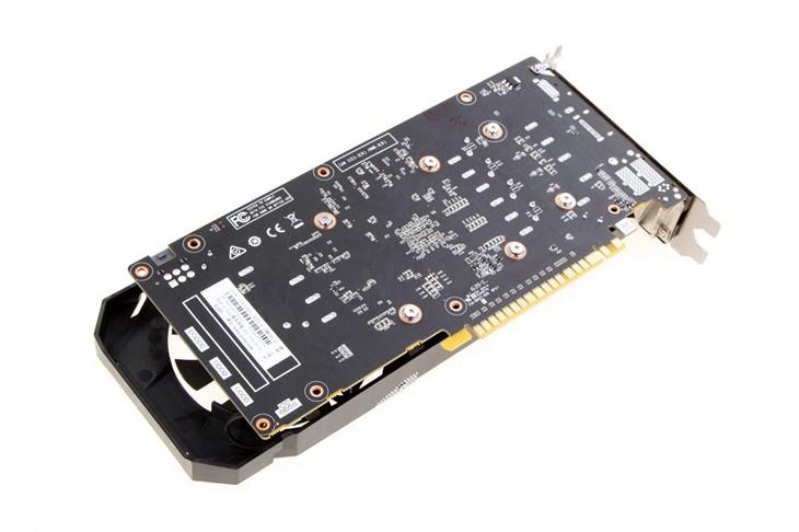 索泰GTX1050Ti X-GAMING OC全面评测