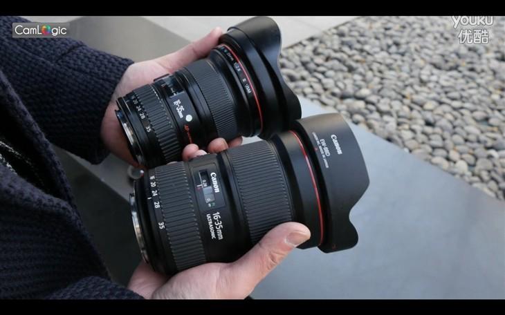 相机逻辑:佳能EF16-35mm F/2.8L III评测