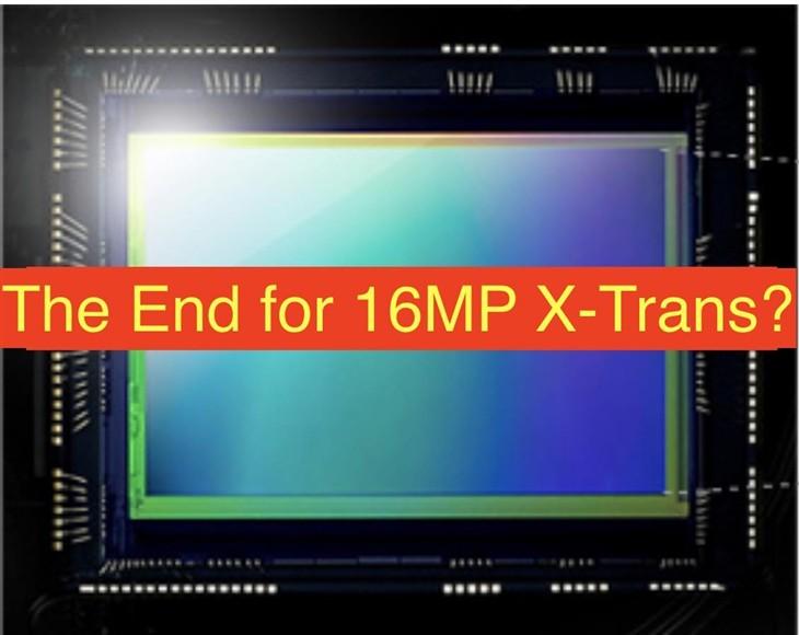 索尼1600W像素CMOS停产 富士表示很受伤