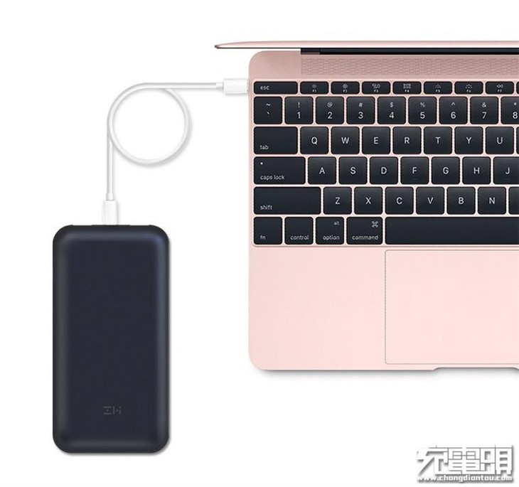 紫米推出首款USB PD移动电源 能当HUB用