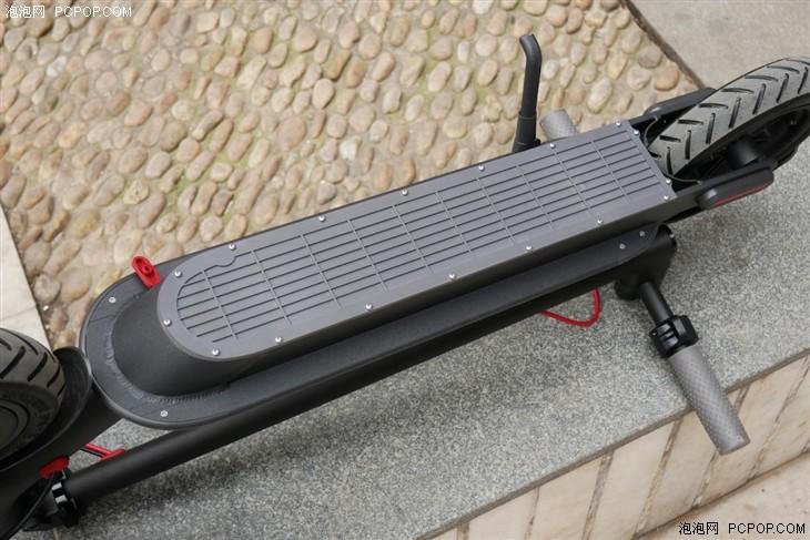 小米米家电动滑板车体验