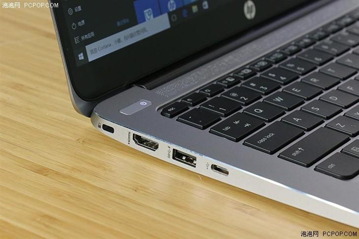轻薄高端新风尚 惠普EliteBook 1030 G1评测