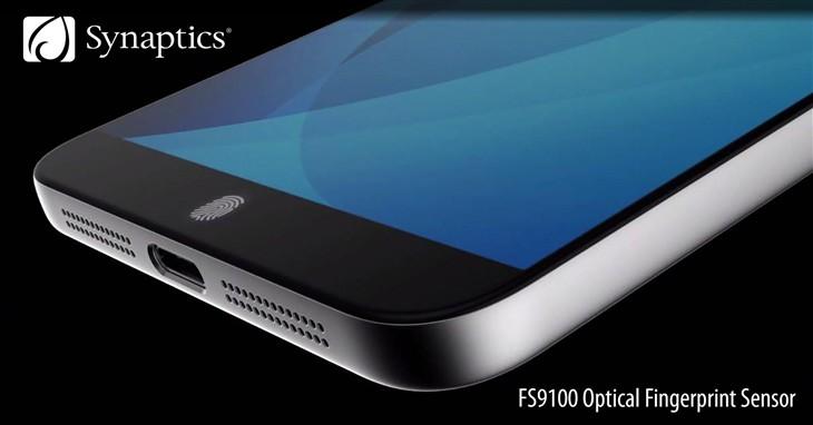 首款光线指纹芯片发布 三星S8有望搭载