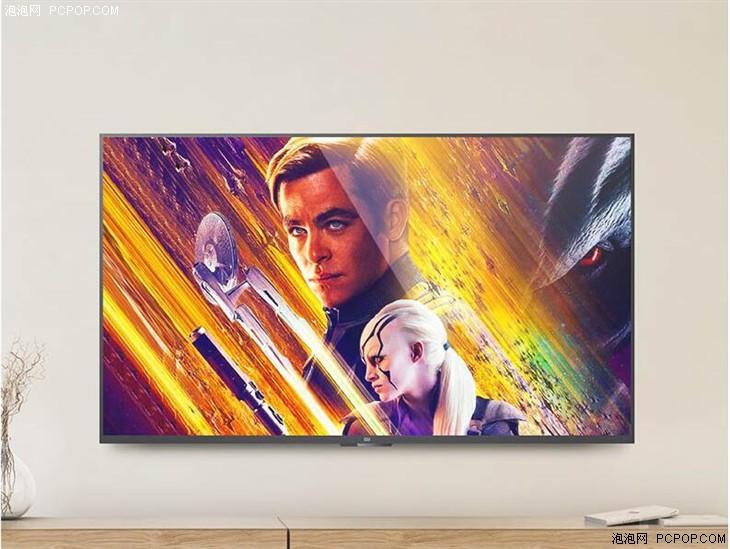 4K大屏 小米55寸人工智能电视3669元