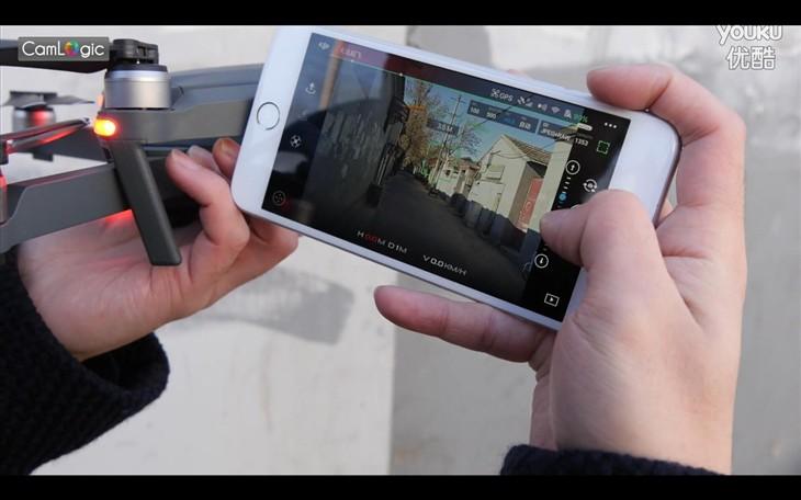 相机逻辑:大疆MAVIC PRO无人机评测