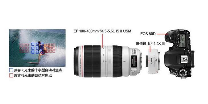 实用才是王道 佳能EOS 80D比肩旗舰的拍片利器