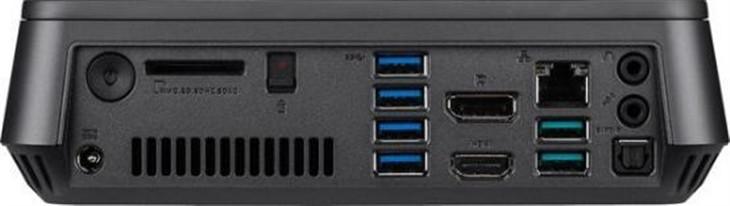 华硕更新VivoMini主机:搭载七代CPU