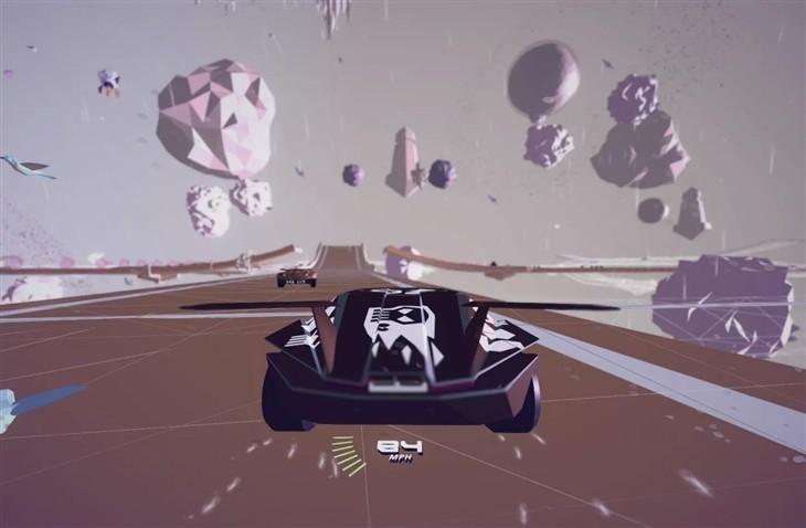 新奇赛车游戏Drive!Drive!Drive!正式登陆PS4/Steam