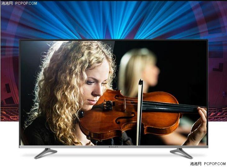 一机多能 微鲸43寸FHD智能电视1798元