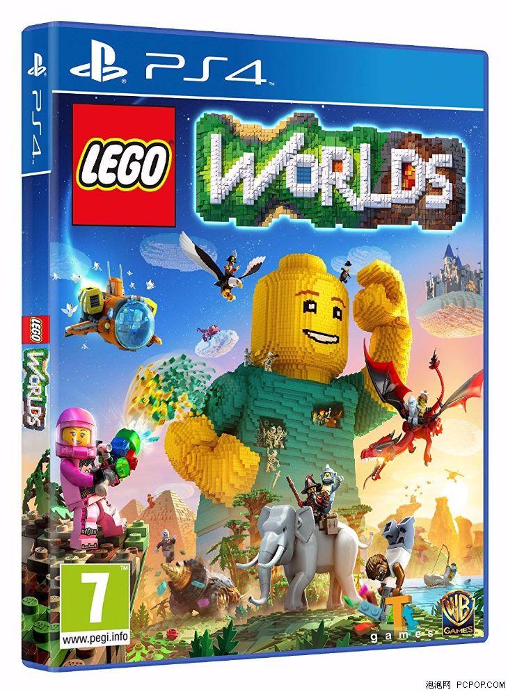 《乐高世界》明年2月全球同步推出PS4/X1版