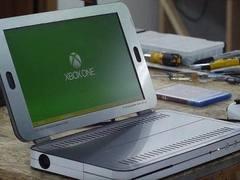 如何将 Xbox One S 改造成一台笔记本