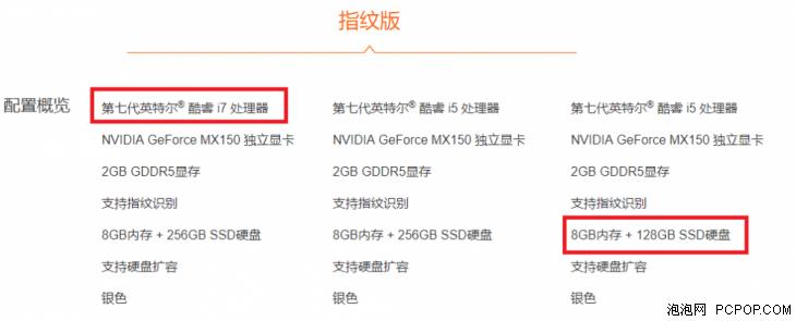 指纹加MX150 小米指纹版第二代Air 13.3笔记本评测
