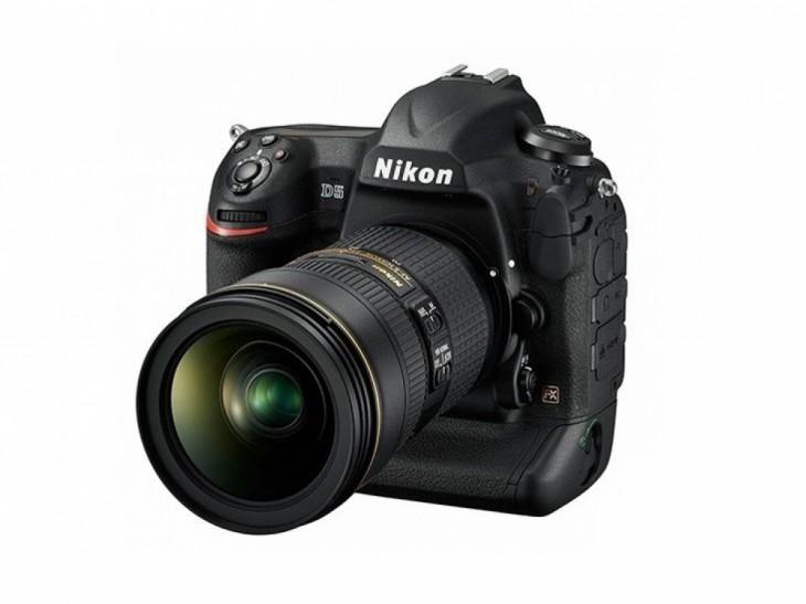 NASA订购了53台尼康D5数码单镜反光照相机
