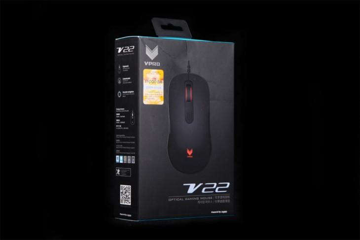 亲民吃鸡利器!雷柏V22电竞光学游戏鼠标评测