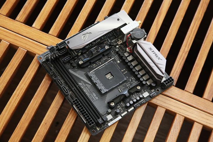 信仰打造锐龙ITX平台!ROG STRIX X370-I GAMING评测_www.no-i-dea.com