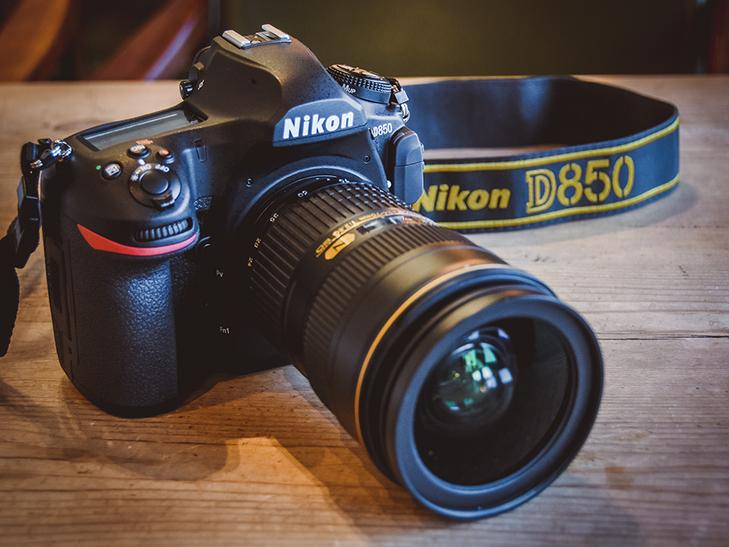 结果也太夸张了吧!尼康D850高感画质与宽容度测试