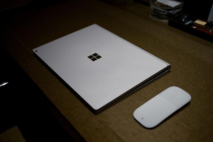 新老Surface Book对比评测:依然是最强的存在,但没有突破的照片 - 20