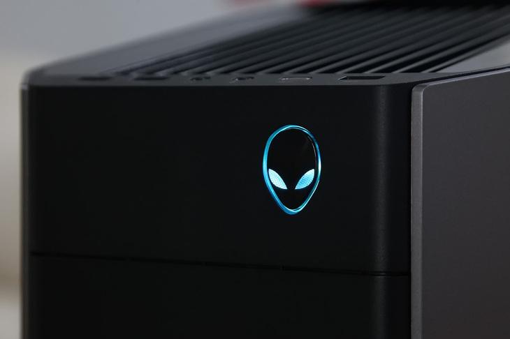 八代酷睿战端升级!外星人Alienware Aurora R7评测