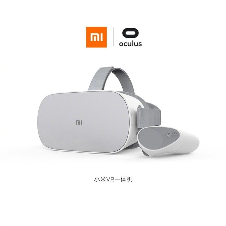 搭载骁龙821 小米联手Oculus发布小米VR一体机!