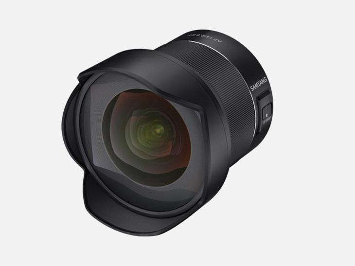 af旗下内衣_三阳AF14mmF2.8EF镜头发布旗下第一支AF自动对焦镜头