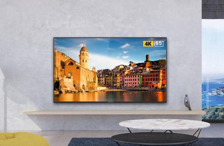全能高配新年首选 微鲸电视D系列55英寸售价3198元