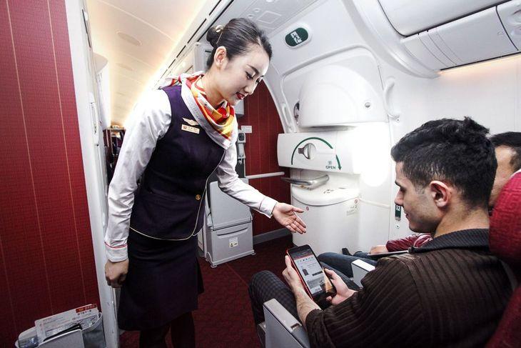 民航局解禁机上玩手机 可是打开飞行模式还能用WiFi吗?