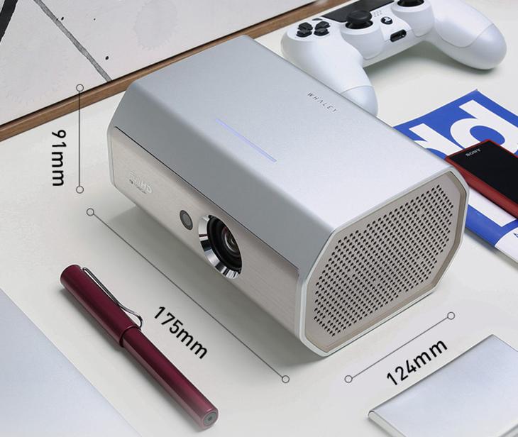 最小1080P智能微投 微鲸M1售价4798元