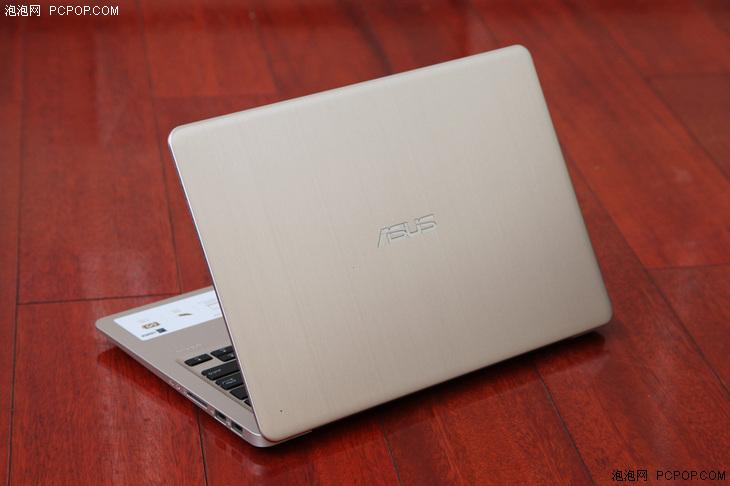 低压i7+MX150 华硕S4100V窄边框笔记本评测