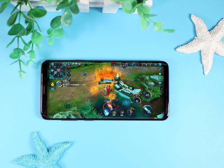 首款骁龙845手机性能如何 三星Galaxy S9+流畅吃鸡上
