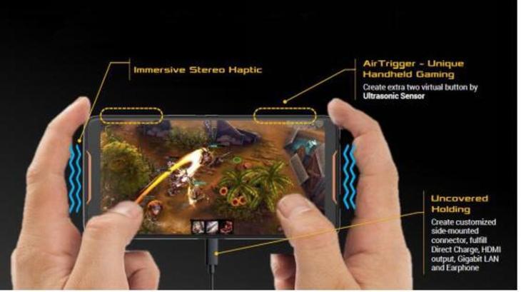 从电竞标杆竞争 诠释ROG游戏手机王者风范