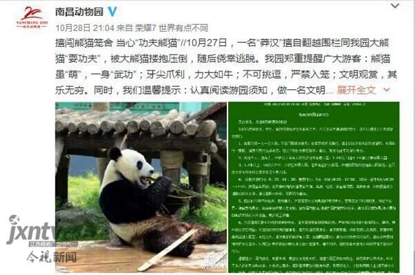 南昌动物园通报内容