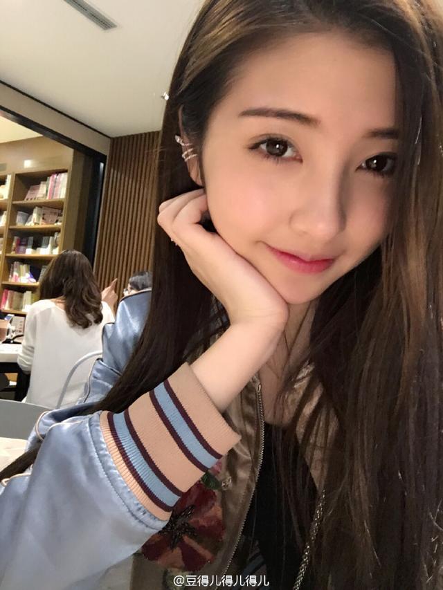王思聪女友豆得儿李惠玥个人资料曝光(4)