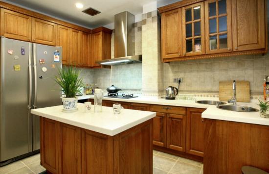 裝修攻略:廚房家具色彩怎么搭配