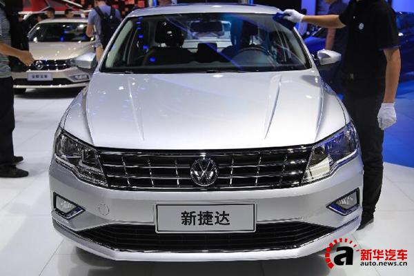 一汽-大众新捷达将上市 新增1.5l发动机