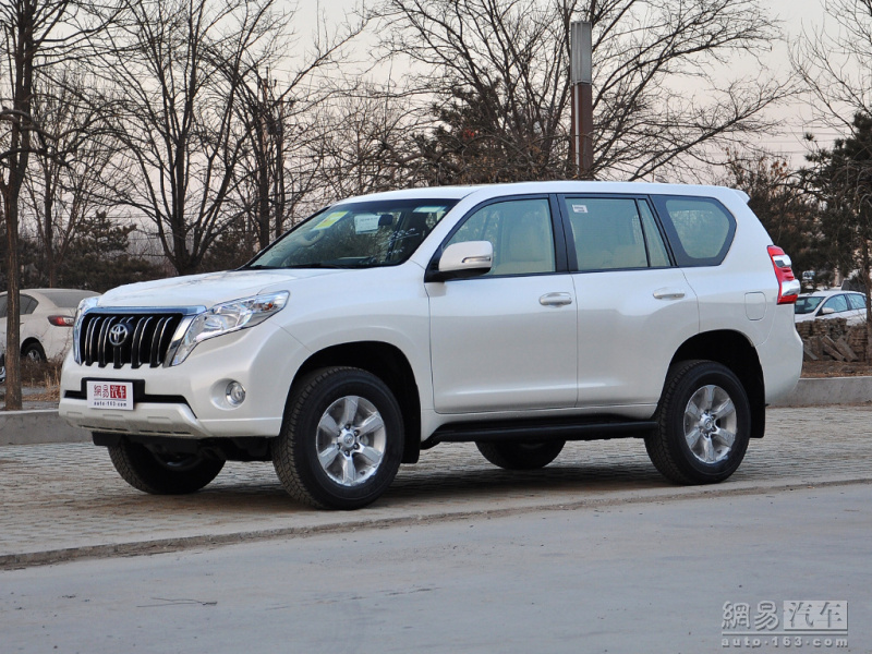 丰田普拉多(进口) 2014款 2.7at标准型(5座)