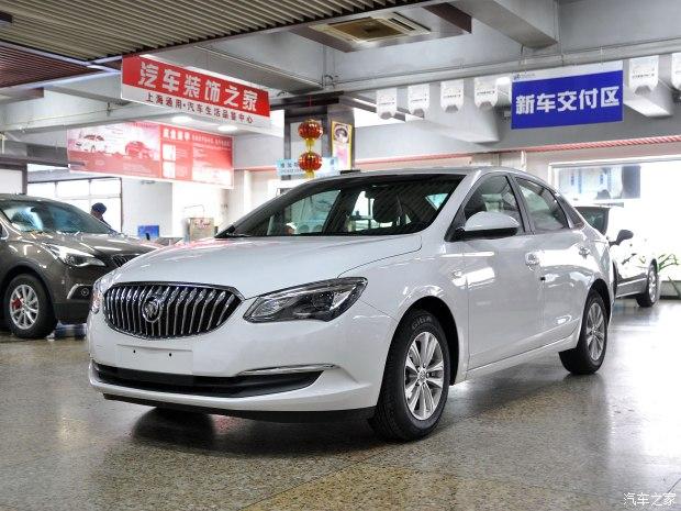 『英朗2017款 15N 自动进取型』-英朗有现车 近期购车最高可优惠2万元