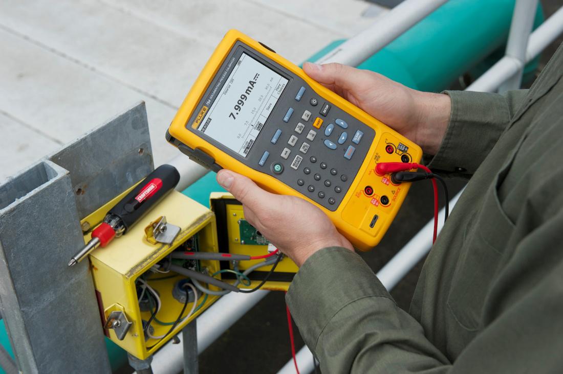 多功能校验仪在锅炉控制及监测系统设备校检中的应用