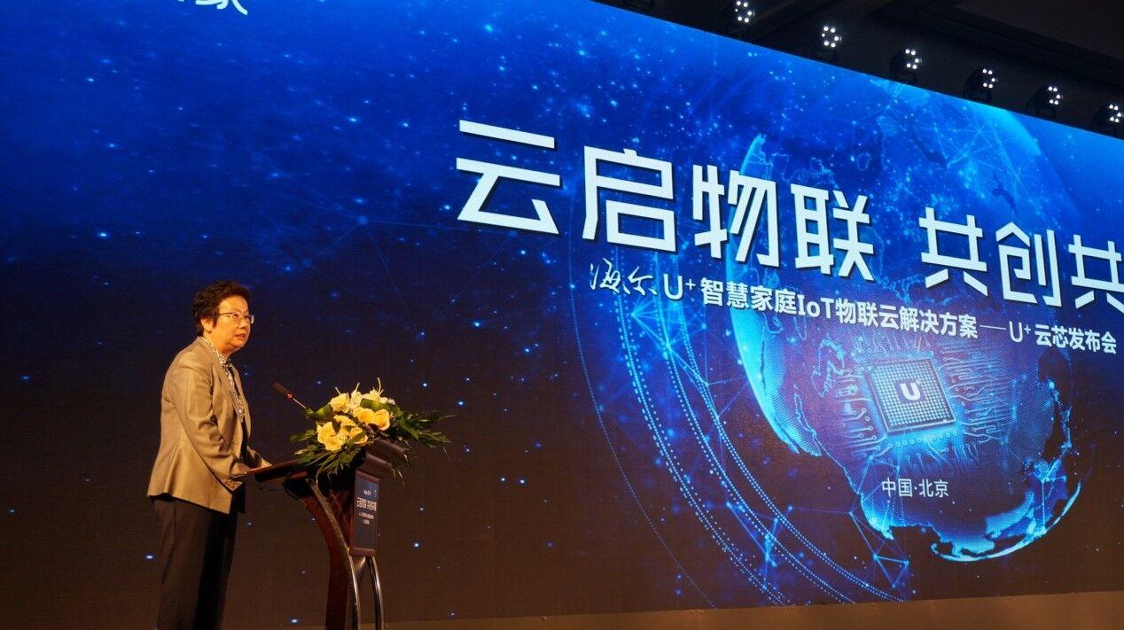 姜风:海尔云芯解决方案输出物联网智慧家庭标准化模式