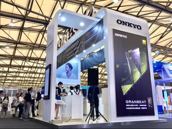 ONKYO(安桥)出展2017MWC上海 DP-S1播放器首次亮相