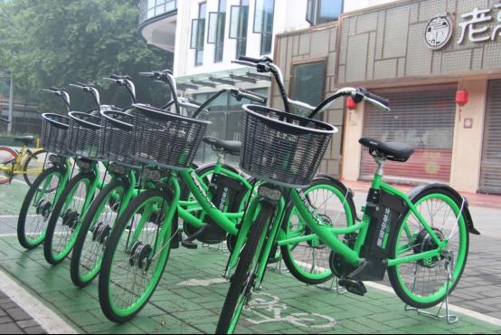 """享骑月度探秘:首创""""电子围栏""""技术,树立共享电单车行业标杆"""