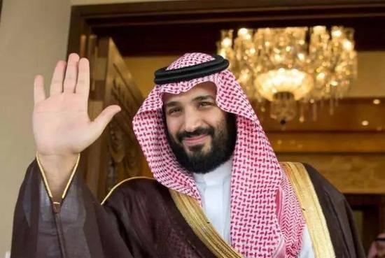 △沙特现王储——穆罕默德·本·萨勒曼