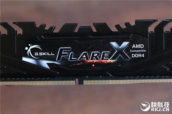 狂飙3466MHz!芝奇AMD Ryzen处理器专属DDR4内存开箱