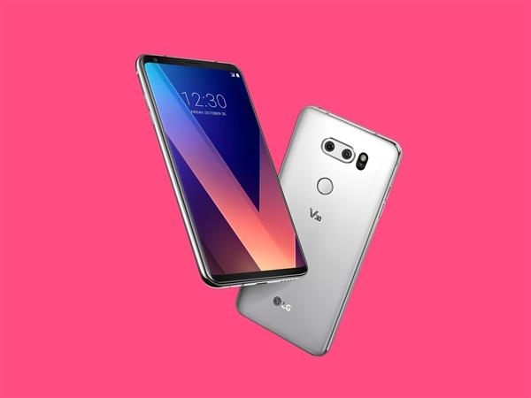 神速!LG宣布V30/G6将升级到安卓8.1系统
